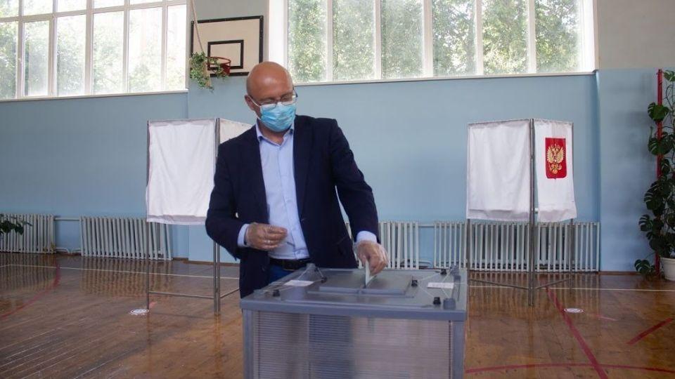 Владислав Вакаев. Выборы