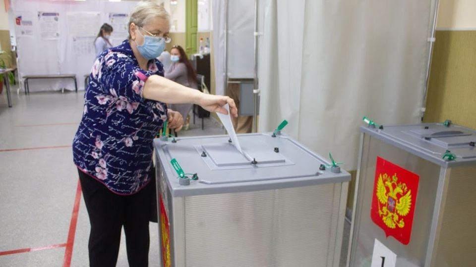 Выборы. Голосование
