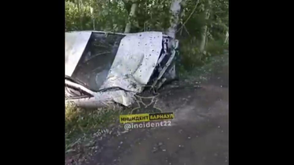ДТП в Мамонтовской районе