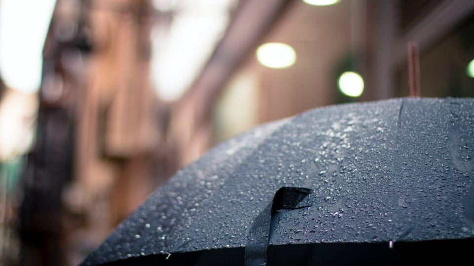 Погода. Дождь