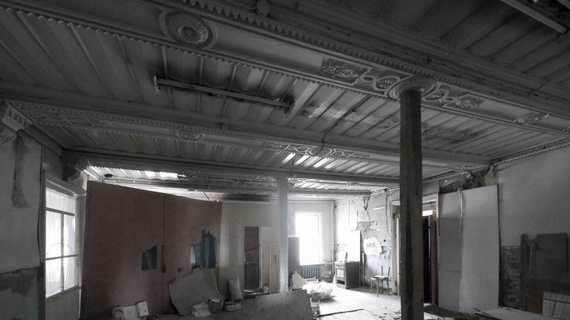 Реставрация здания аптеки Крюгера на ул. Пушкина, 64 Фото:Александр Деринг