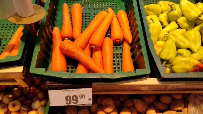 "Цены на овощи в ""Марии-Ра"" Фото:""Толк"""