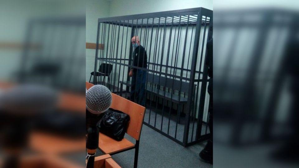Обвиняемый в убийстве барнаульского участкового