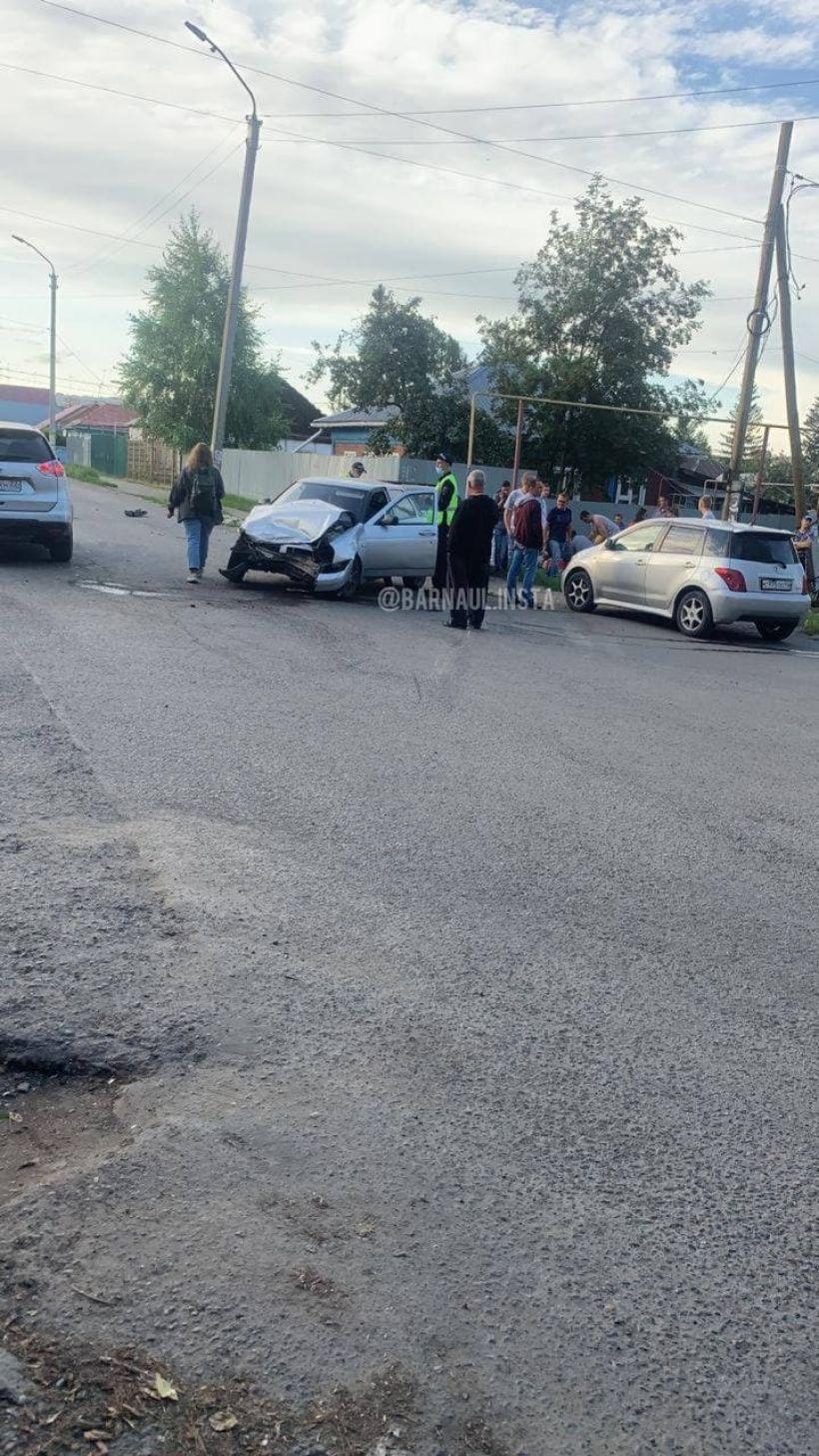ДТП Фото:Инцидент Барнаул