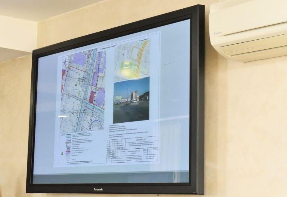 """Заседание в администрации города по вопросу размещения стелы """"Город трудовой доблести"""""""