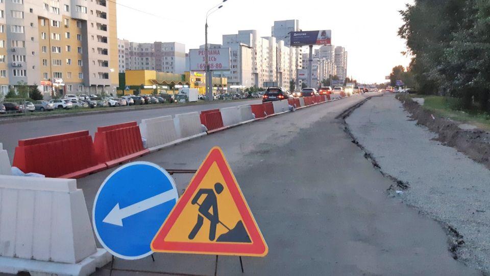 Ремонт Павловского тракта. Барнаул