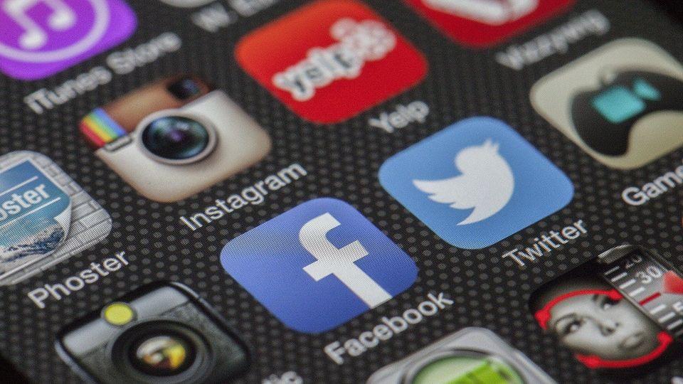 Социальные сети. Смартфон