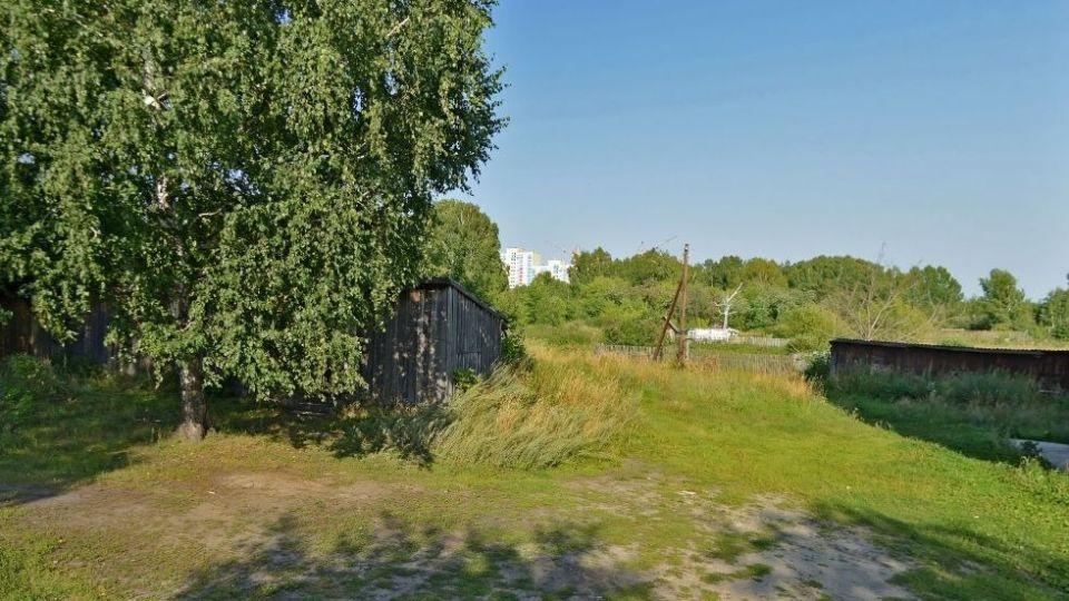 Ул. Радиостанция №2 в Новосибирске