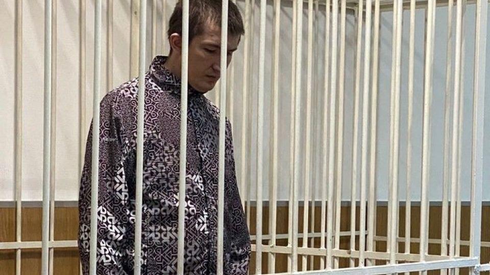 Осужденный Василий Дунец