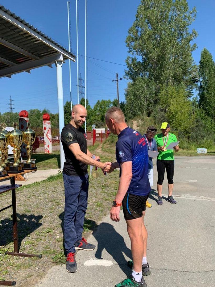 Чемпионат по биатлону среди ветеранов прошел в Алтайском крае Фото:Пресс-служба БПЗ
