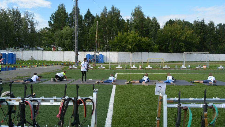 Открытая тренировка по биатлону пройдет в Барнауле для всех желающих