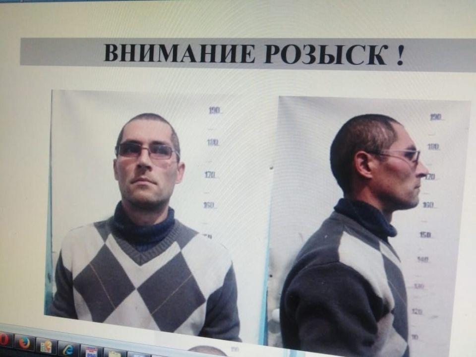 Ориентировка на О. Лавкина, подозреваемого в похищении ребенка