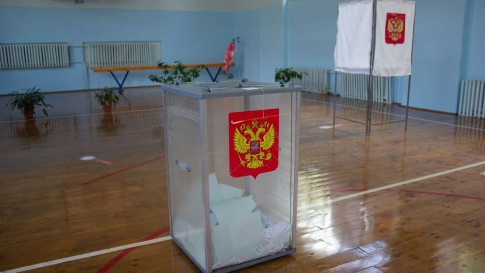 Выборы. Голосование. Урна