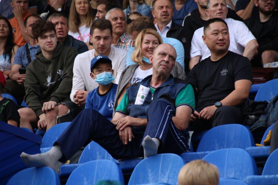 Барнаульское «Динамо» впервые в истории сыграет в групповом этапе Кубка России