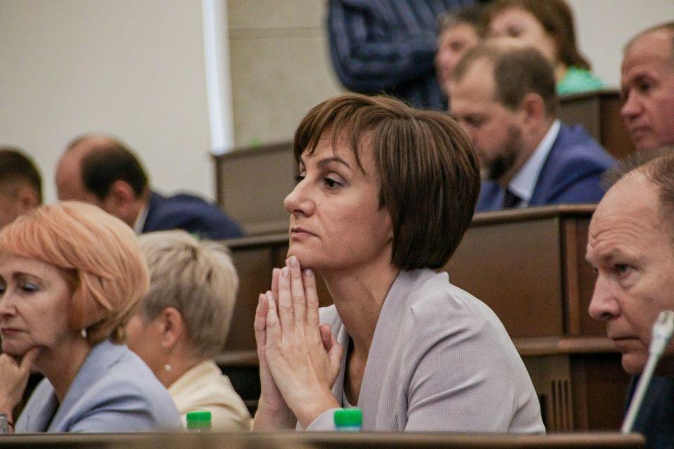 Татьяна Ильюченко