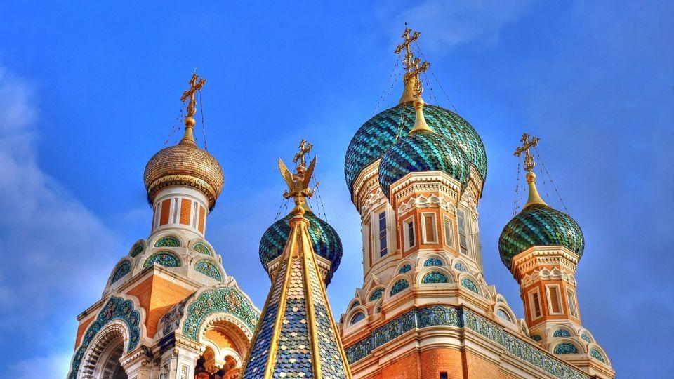Церковь. Храм. Православие