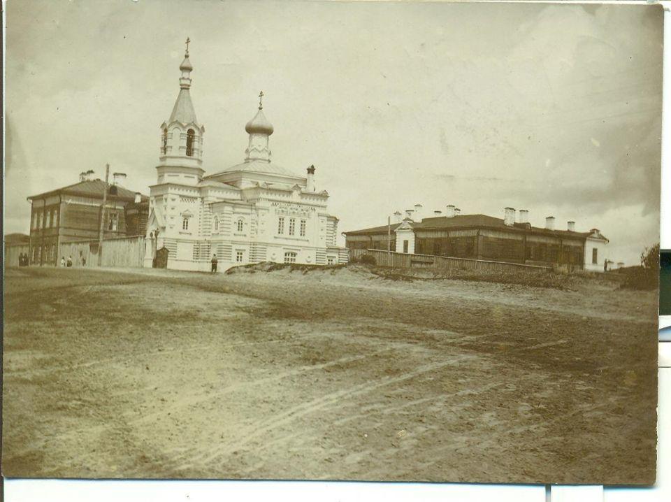 Царская тюрьма на пр. Сибирском, 36