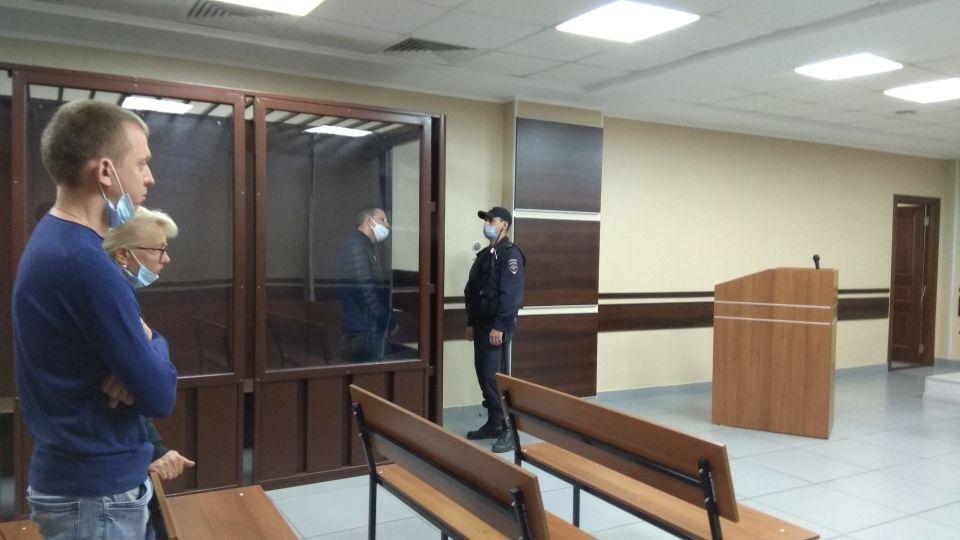 Суд над Сергеем Дёминым