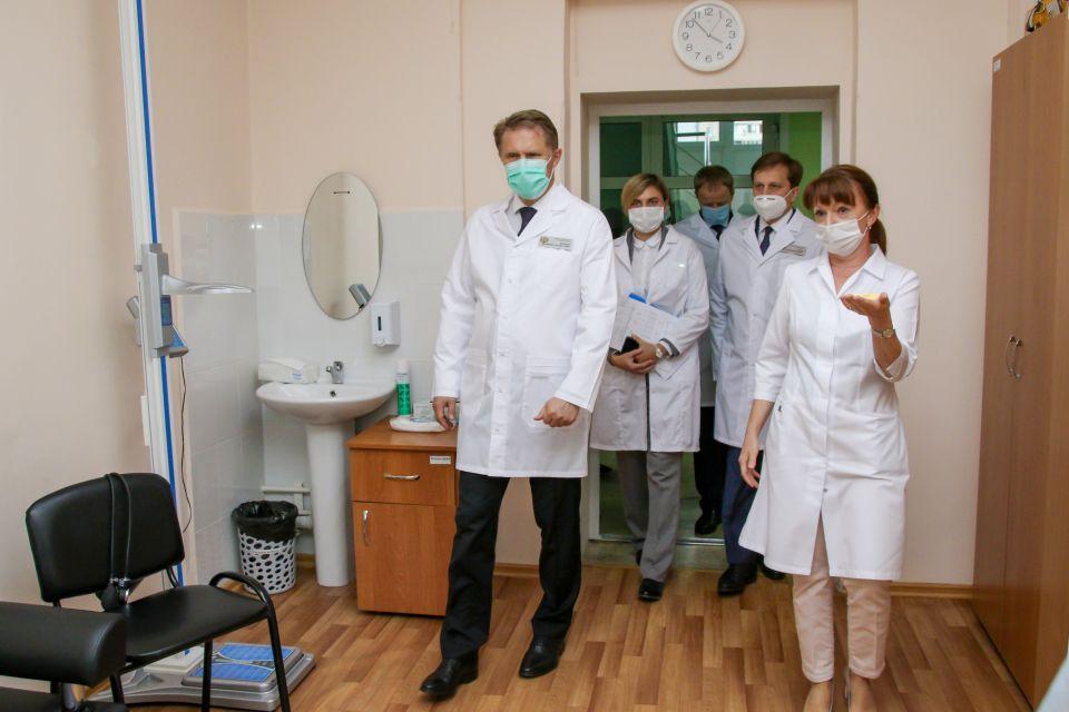 Глава Минздрава России Михаил Мурашко