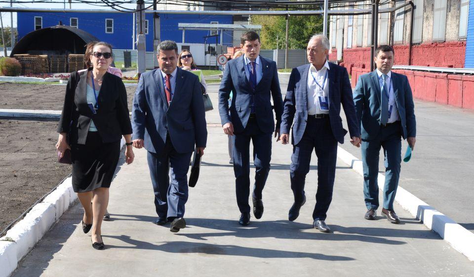В Барнауле прошел круглый стол «Актуальные вопросы администрирования налогообложения в промышленности». 15 сентября 2021 года