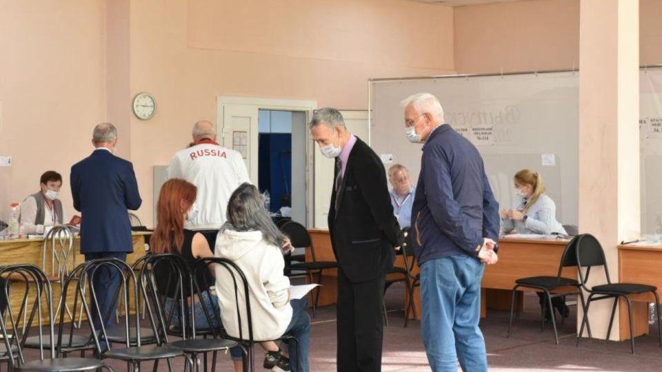 Выборы-2021 в Барнауле
