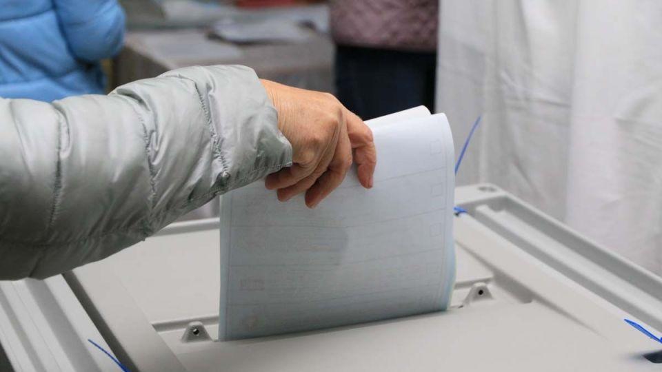 Выборы 2021. Голосование