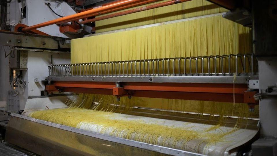 Производство макарон