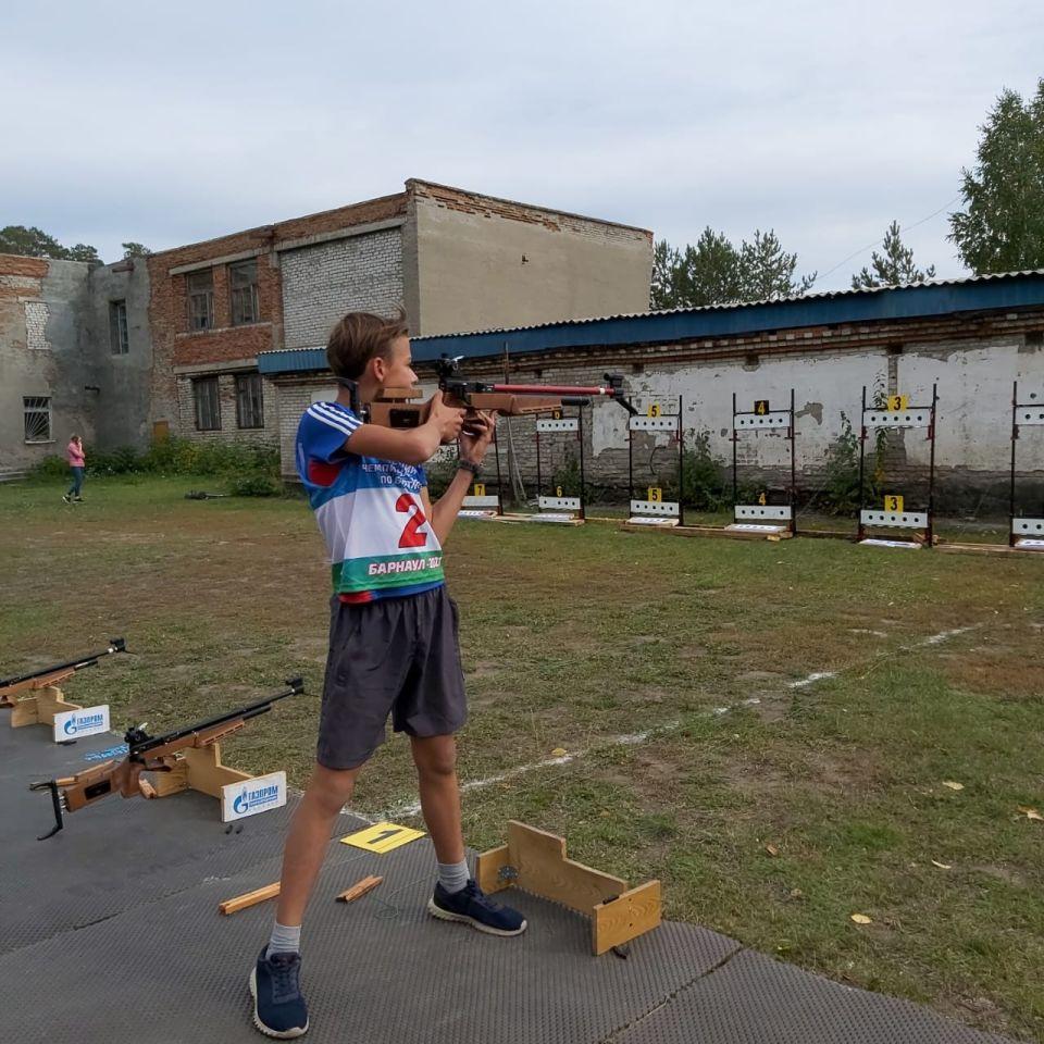 Чемпион соревнований Егоров Платон