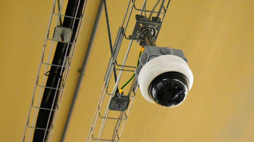 Видеонаблюдение. Охрана здания