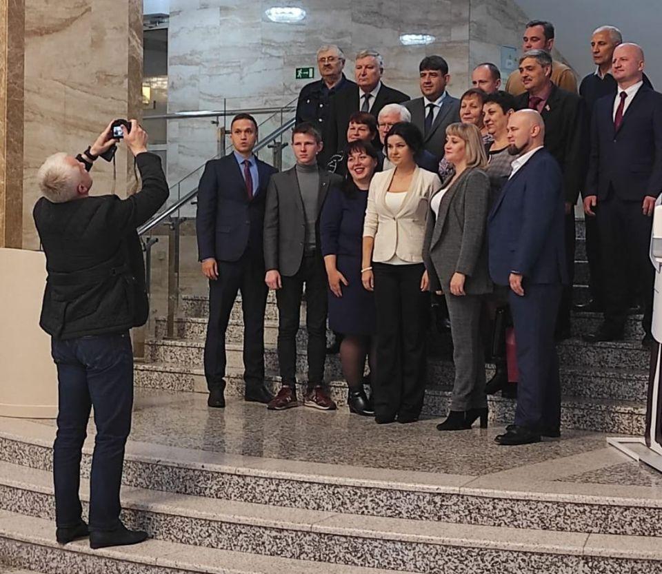 Фракция КПРФ в АКЗС