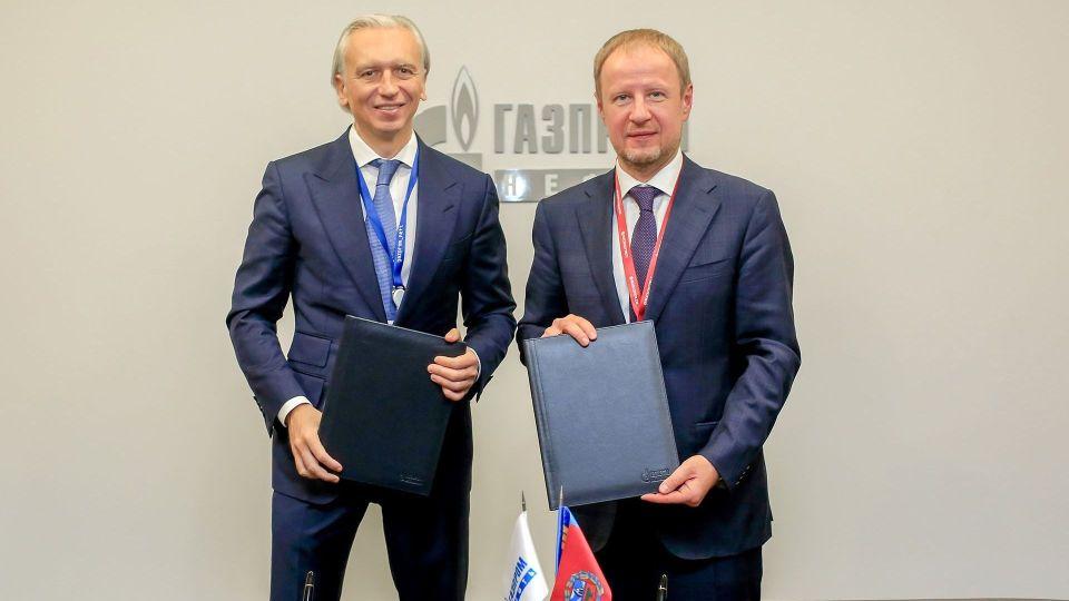 Александр Дюков и Виктор Томенко
