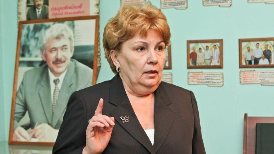 Алла Старовойтова
