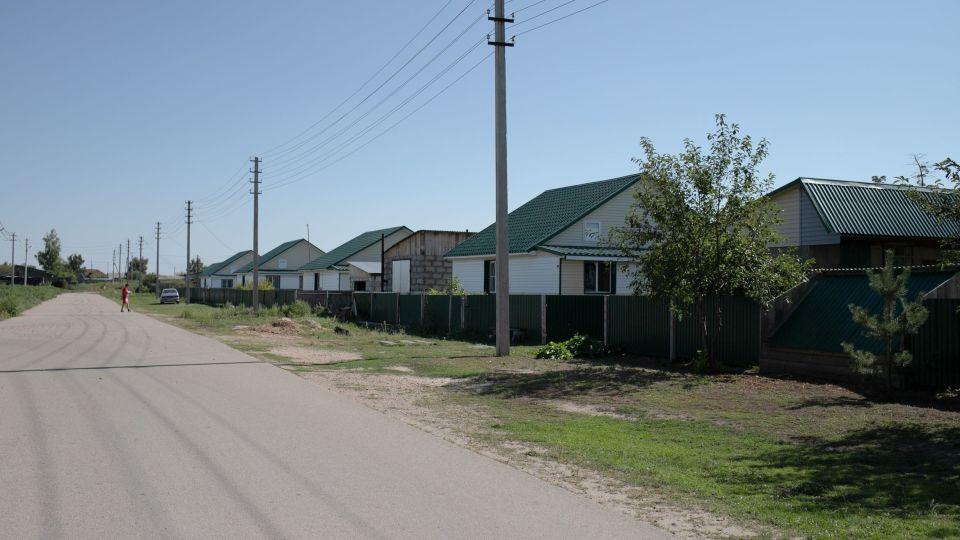 Село Николаевка, Михайловский район.