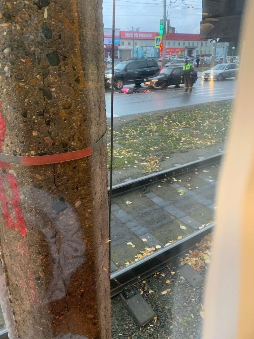 Фото:Инцидент Барнаул