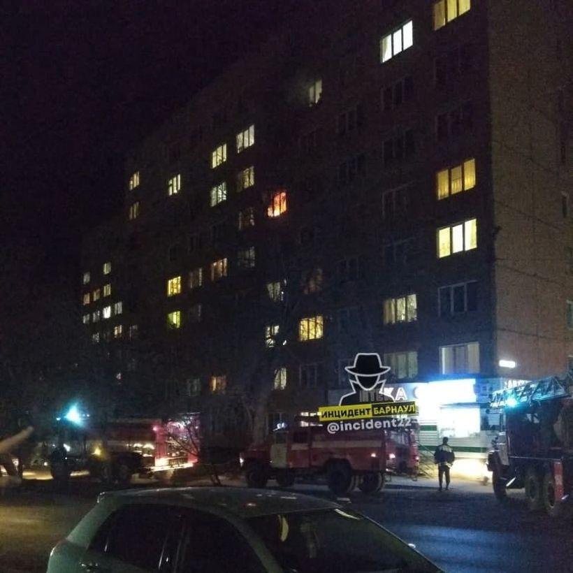 Фото:Инцидент.Барнаул