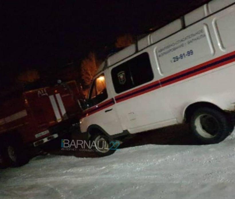 Фото:Инцидент Барнаул/ВКонтакте