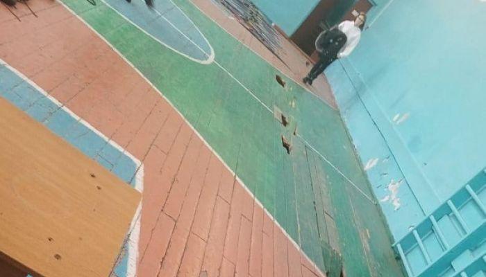 В Бийске отменяют занятия в аварийном здании геройской школы