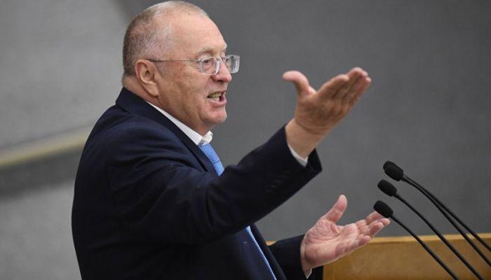 Жириновский проговорился о комплексах С-700, закроющих всю планету