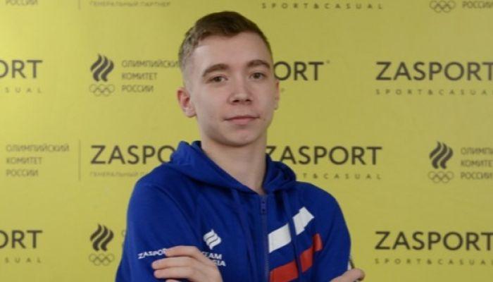 Юный гимнаст из Алтайского края взял две медали на Олимпийских играх в Аргентине