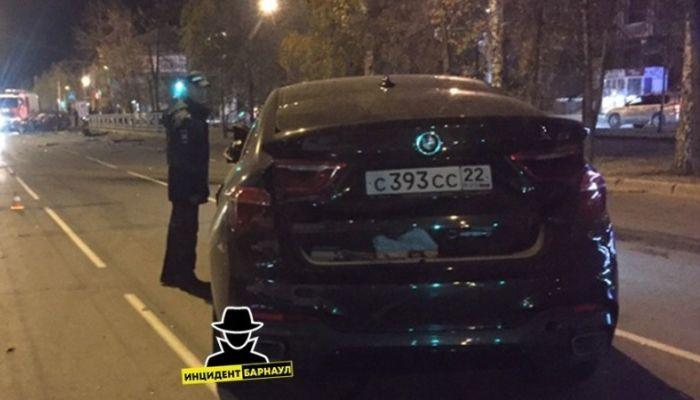 Водителя BMW в Барнауле восемь раз штрафовали за превышение скорости в 2018 году