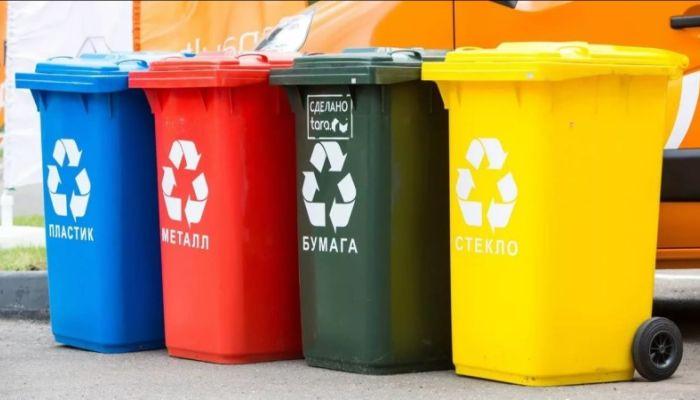 Ответственность за сбор раздельного мусора возложат на местные власти