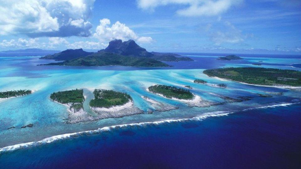 """Ураган """"Валака"""" потопил остров Гавайского архипелага"""
