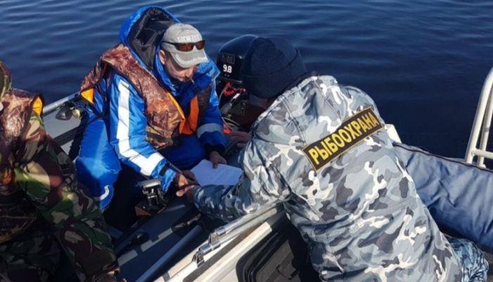 Около 30 тонн рыбы выловили алтайские браконьеры за 9 месяцев