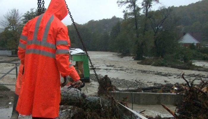 Число пострадавших при подтоплении на Кубани возросло до 145 человек