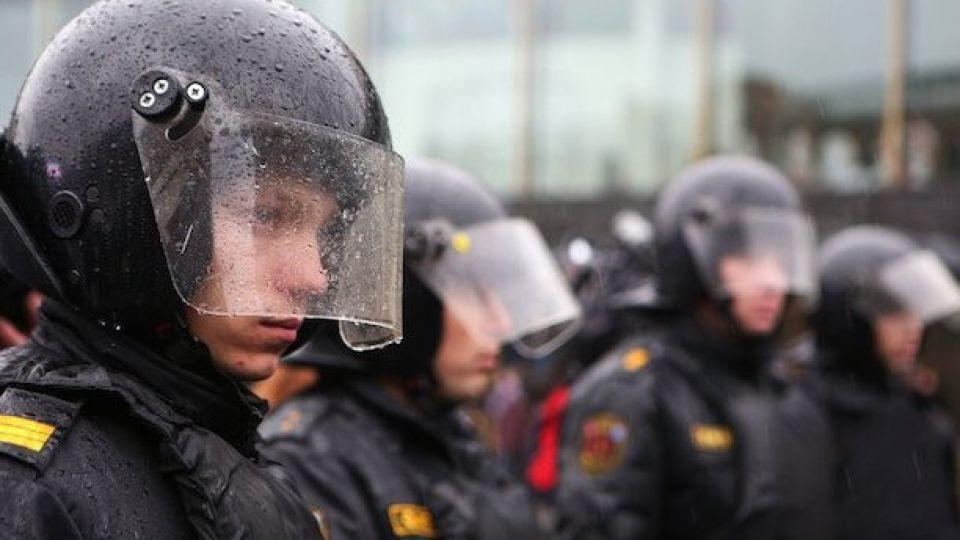 """СМИ сообщили о задержаниях на акциях в защиту фигурантов """"Нового величия"""""""