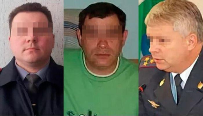 Уволены трое сотрудников уфимского МВД, подозреваемых в изнасиловании коллеги