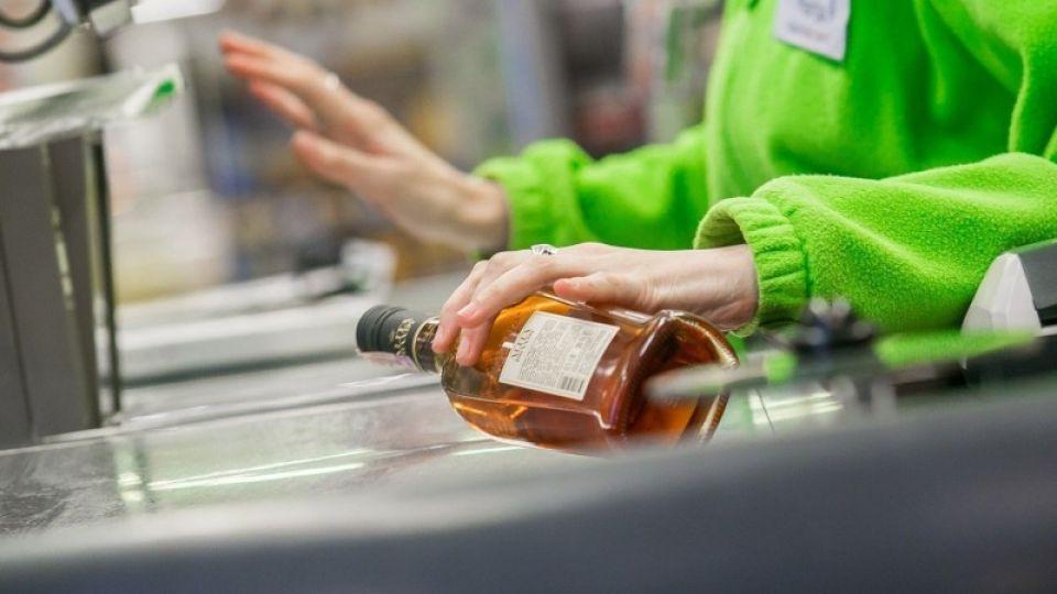 Количество алкогольных магазинов в России хотят сократить в 2,5 раза