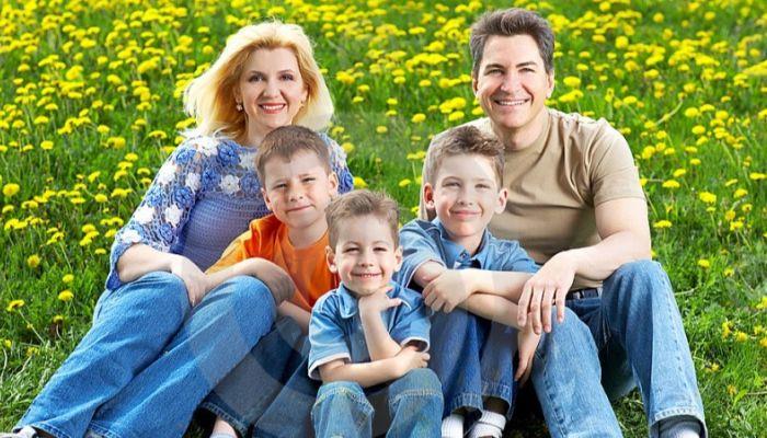 Многодетные семьи освободят от имущественного налога?