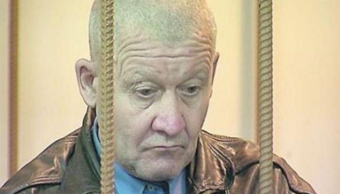 Маньяк из Украины Сергей Ткач скончался в колонии