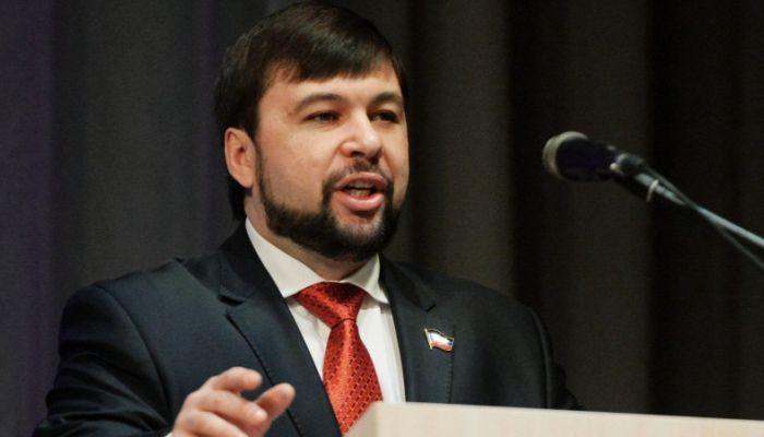 Пушилин официально вступил в должность главы ДНР